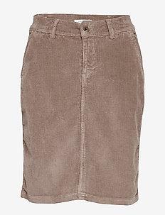 Skirt - SAND MELANGE