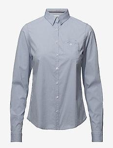 L/S Shirts - KENTUCKY BLUE