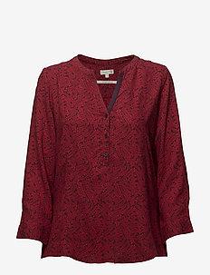 L/S Shirts - langermede bluser - winetasting