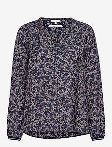 Shirts - langærmede bluser - duke blue