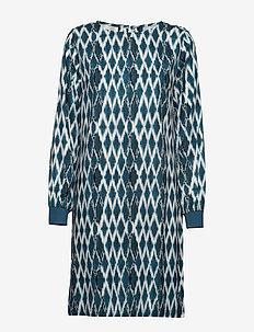 Dress - midi kjoler - flint stone