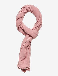 Scarves - tørklæder - rose