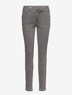 Pisa-Regular-Tight - straight jeans - steeple grey