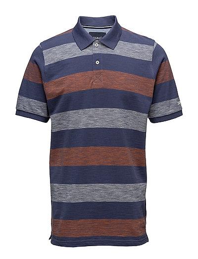 Blair Block stripe - APRICOT ORANGE