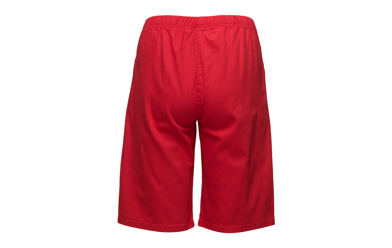 Elastane Shorts Signature Coton Casual Flame Red 98 2 77Pq1x5w