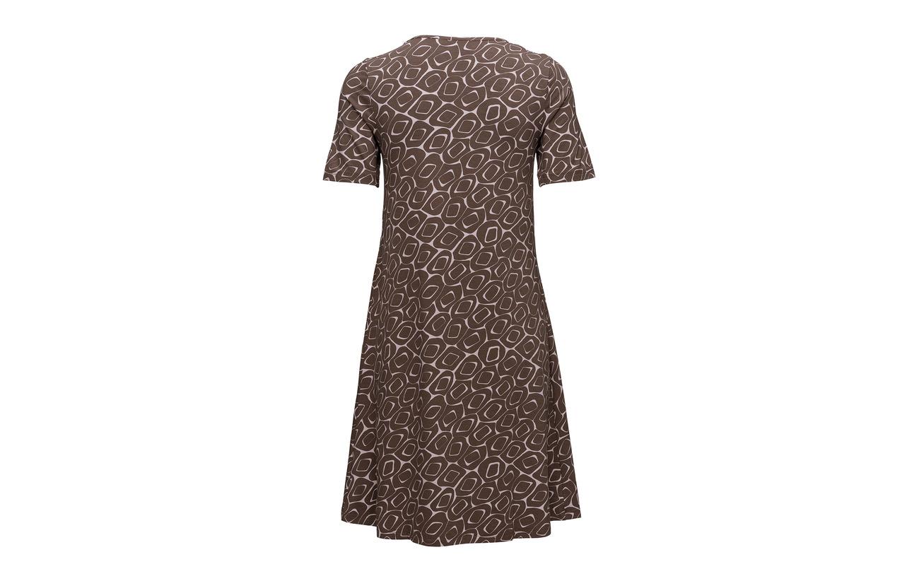 Signature Viscose 6 94 Earth Dress Elastane jersey cUAw4p