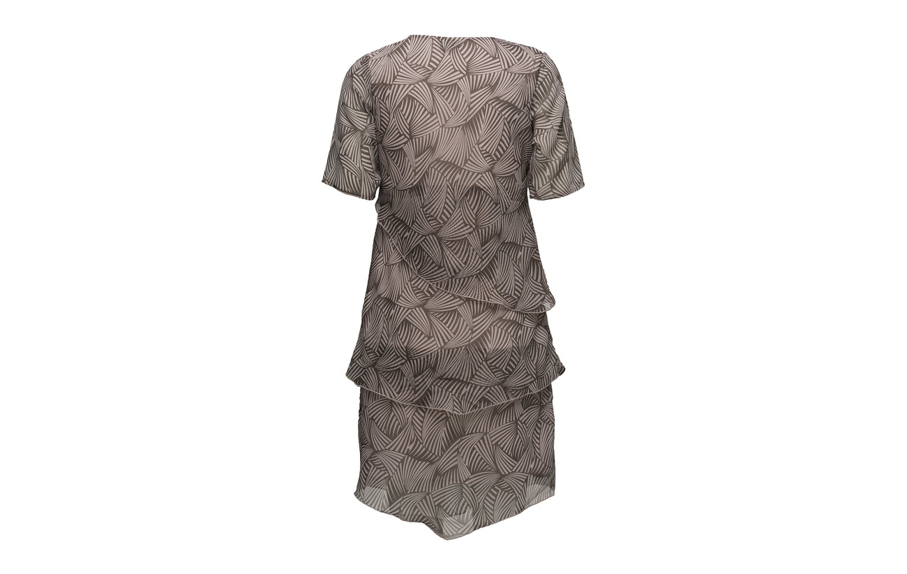 Signature Woven Emeral Dress Polyester light 100 CwvxgzwUq
