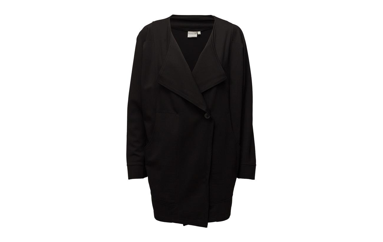 27 Black Signature Jacket 68 Elastane Viscose Polyamide 5 wv787Ox