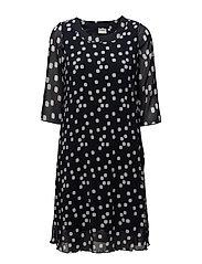 Dress-light woven - MARINE