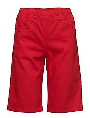 Casual shorts - FLAME RED