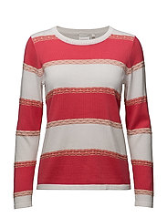Pullover-knit Light - ROUGE RED