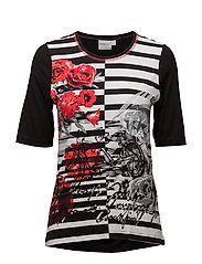 T-shirt s/s - FLAME RED