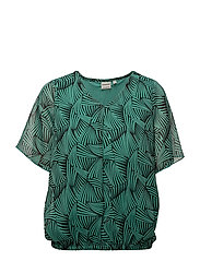Blouse-woven - EMERAL