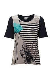 T-shirt s/s - LIGHT AQUA
