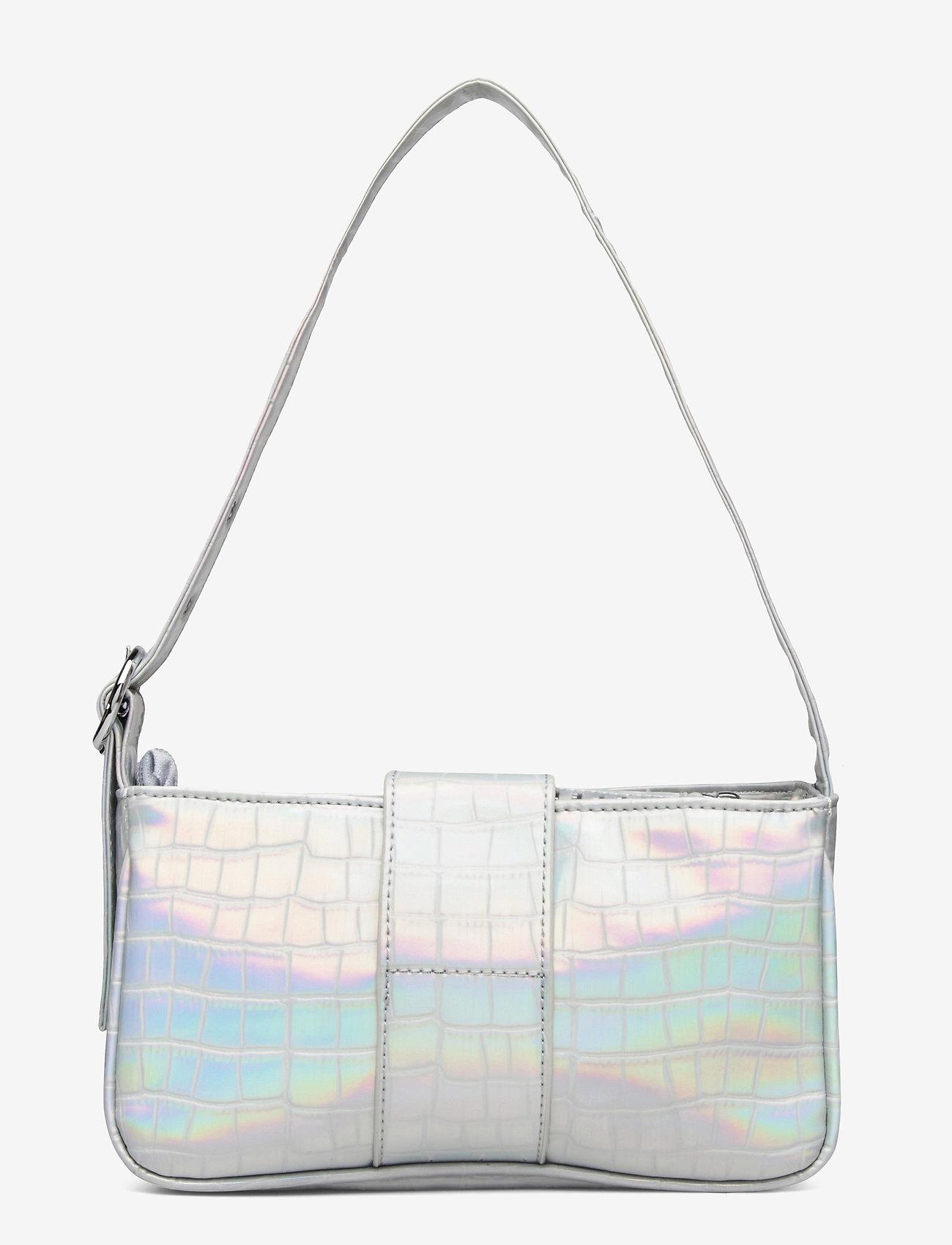 Silfen - Silfen shoulder bag Yasmin - handväskor - silver - 1