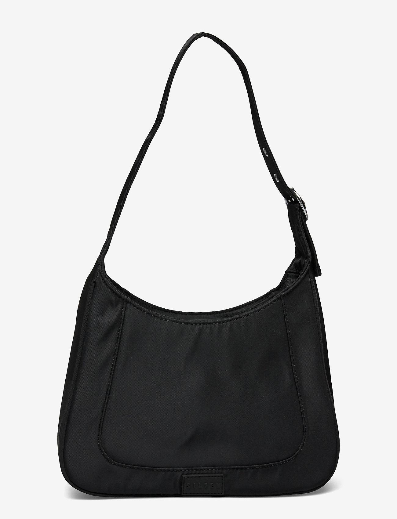 Silfen - Shoulder bag Siri - väskor - black - 0