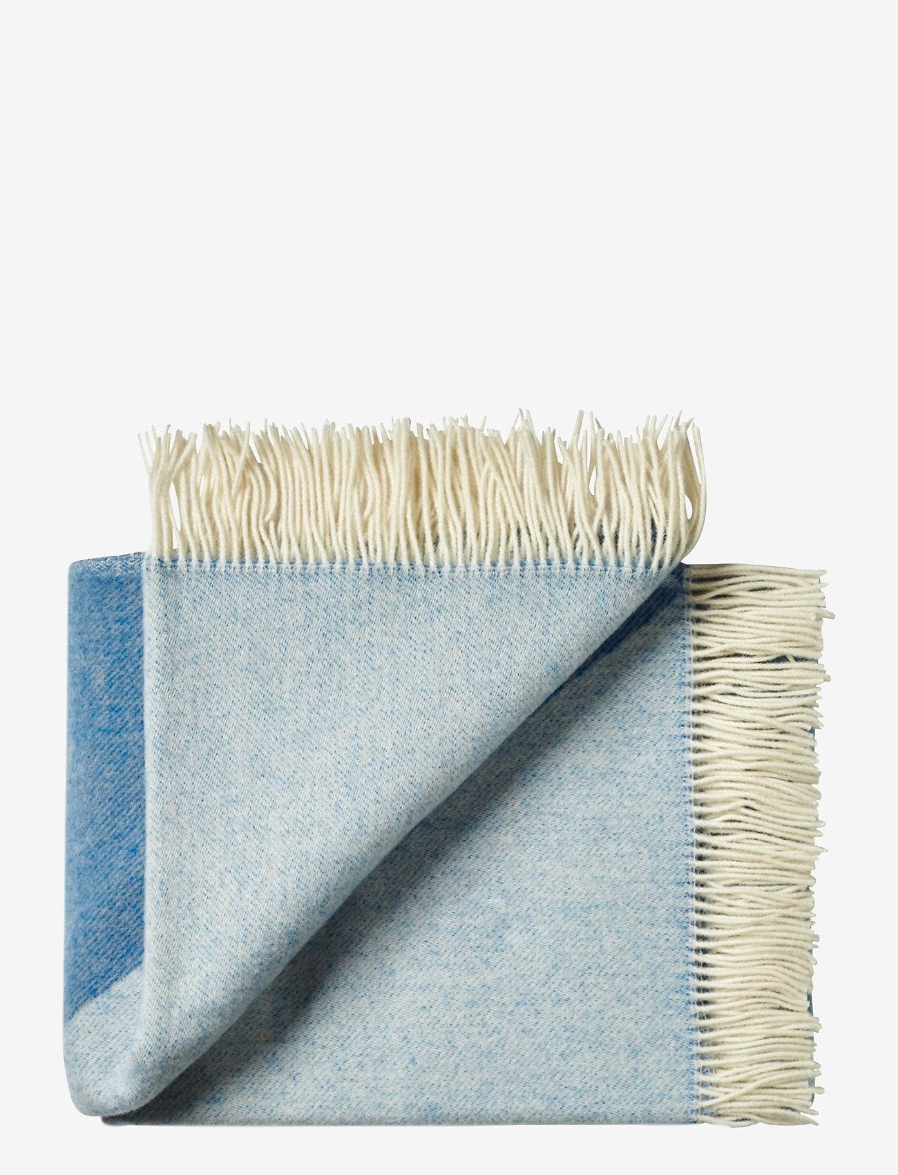 Silkeborg Uldspinderi - Campaign Focus Twill 130x190 cm - filtar - 1169 jeans blue - 0