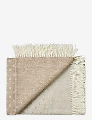 Silkeborg Uldspinderi - Barcelona 130x190 cm - blankets - 1074 sand beig - 0