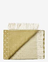 Silkeborg Uldspinderi - Barcelona 130x190 cm - blankets - 1077 green - 0