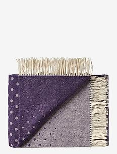Barcelona 130x190 cm - plaider & sengetæpper - 1079 purple