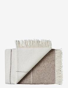 Oxford 140x240 cm - blankets - 5181 white camel