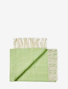 Porto 130x200 cm - plaider & sengetæpper - 7601 lime green