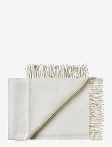 Samsø 140x240 cm - filtar - 0100 white