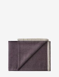 Trujillo 130x200 cm - plaider & sengetæpper - 1663 violet purple