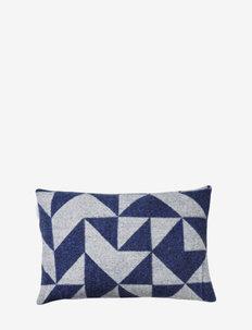 Twist Twill 60x40 cm - kussens - 1101 marine blue