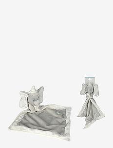 Disney - Dumbo Gift Comforter (Bl) - baby toys - grey