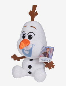 Frozen 2 - Chunky Olaf, 25cm - soft toys - white