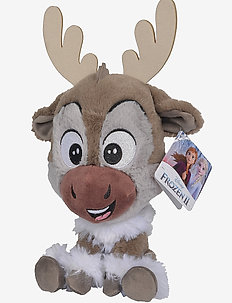 Frozen 2 - Chunky Sven, 25cm - soft toys - brown