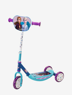 Frozen 2 -  3W SCOOTER - multi coloured
