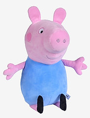 Peppa Pig - Peppa Pig Plush George, 31cm - soft toys - blue - 2