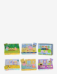 Peppa Pig - Peppa Pig, Picture Cube - puzzles & games - pink - 0