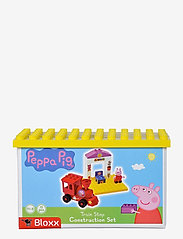 Peppa Pig - PlayBIG BLOXX PEPPA TRAIN STOP - building sets & blocks - pink - 0