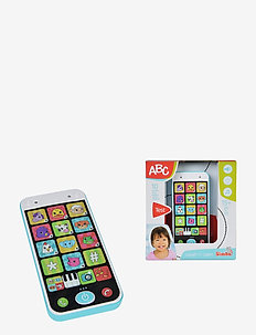 ABC - Smart Phone w. sound - rollespil - multi coloured