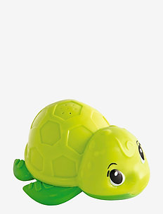 ABC - Bathing Turtle - baby legetøj - light green