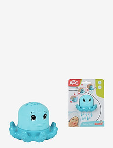 ABC - Bathing Octopus - baby legetøj - blue