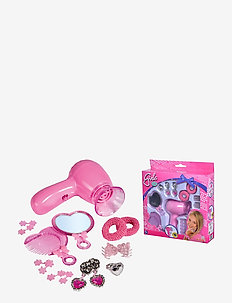 SLG Styling Set with Hair Dryer - rollenspiel - pink