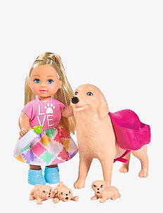 Evi Love - Dog Sitter - dolls - multi coloured
