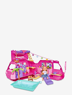 Evi Love - Holiday Camper - multi coloured