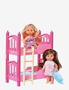 Evi Love - 2 Floor Bed - dolls - multi coloured