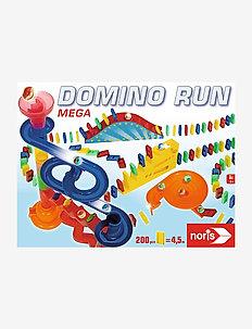 Domino Run Mega - puzzles & games - multi coloured