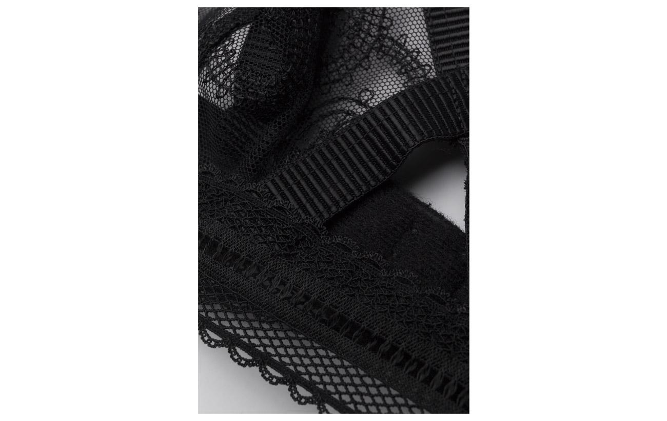 Black Pérèle Polyester Polyamide 9 Elastane 77 Simone 14 Lima p4wgqq7E