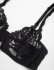 Simone Pérèle - Saga 15C330 - bras with padding - black - 3