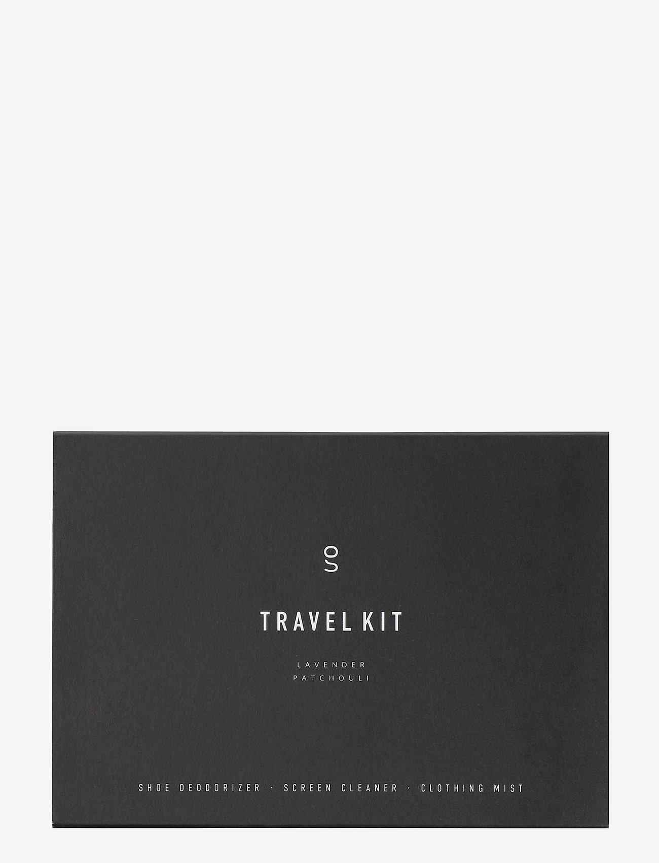 Simple Goods - Travel Kit 3 x 10 ml - klädvård - beige / brown - 0