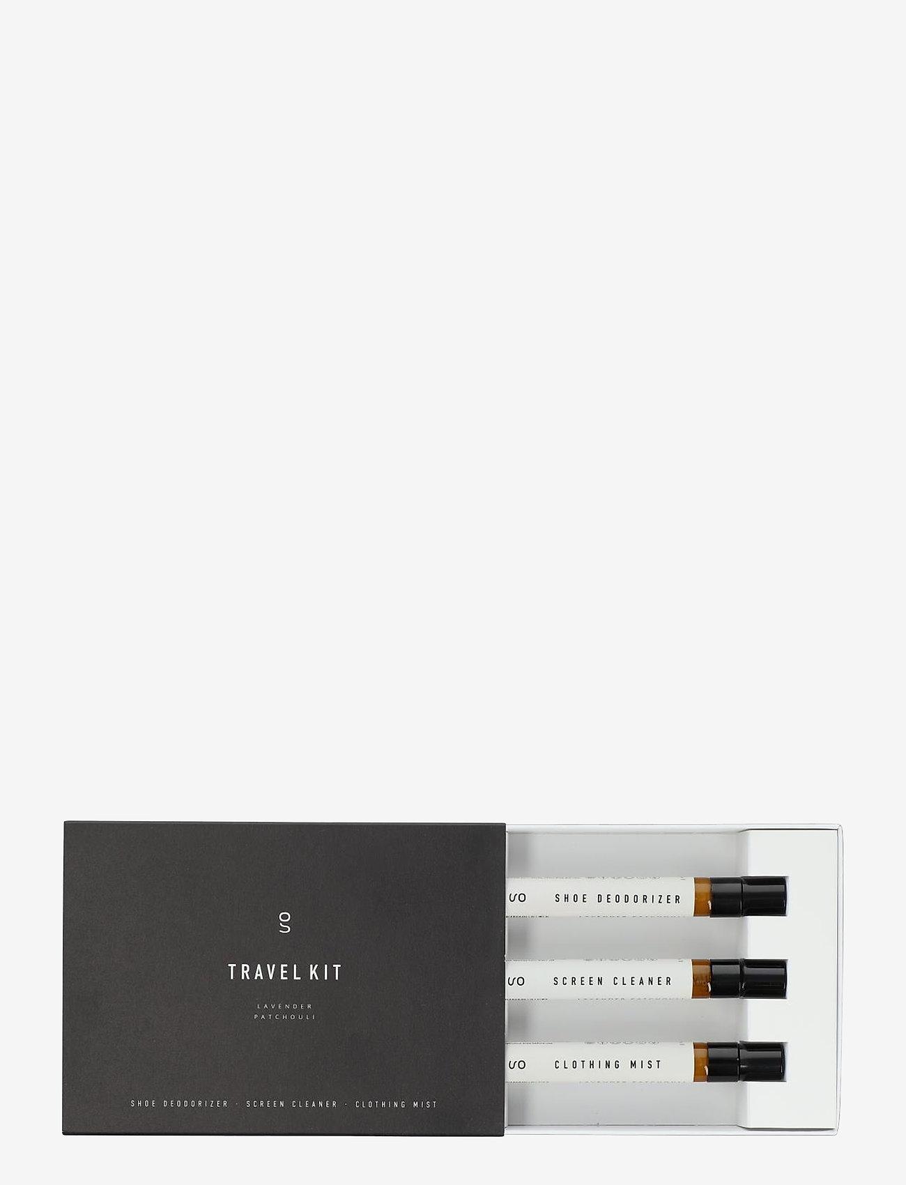 Simple Goods - Travel Kit 3 x 10 ml - klädvård - beige / brown - 1