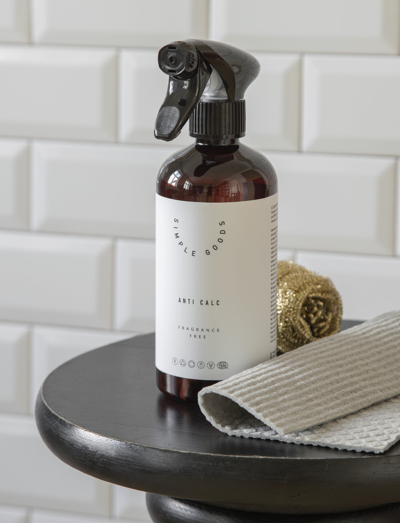 Simple Goods - Anti Calc, Fragrance Free - Övrigt diskning & städning - clear - 1