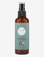 Simple Goods - Textile Hygiene Spray for Facemasks, Aloe Vera - Övrigt diskning & städning - clear - 0